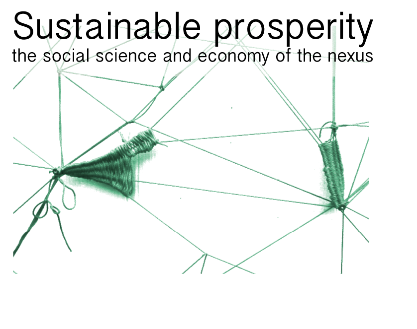 sustainable prosperity In general terms a qbl – quadruple bottom line – for sustainable prosperity can be defined as follows: sustainable prosperity: 4p's people – quality of life.
